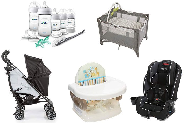 ACTUAL Baby Essentials: A List of Things You Need for a New Baby [Free Checklist]