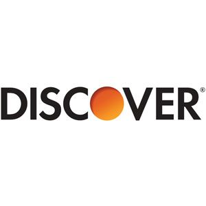 discover bank card logo
