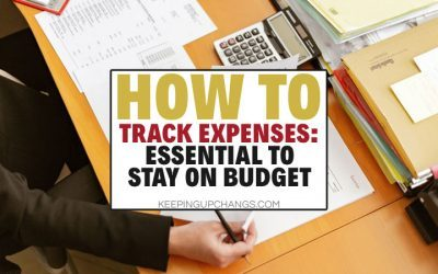 How to Track Expenses to Create a Real Budget