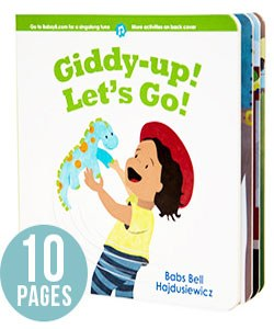 free baby stuff - board books