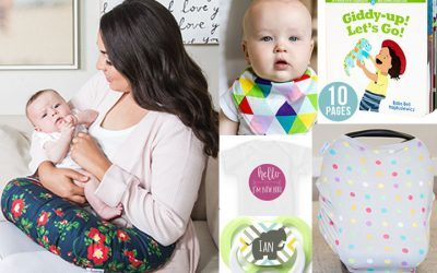Free Baby Stuff: $1000+ in Freebies for Expecting Mothers