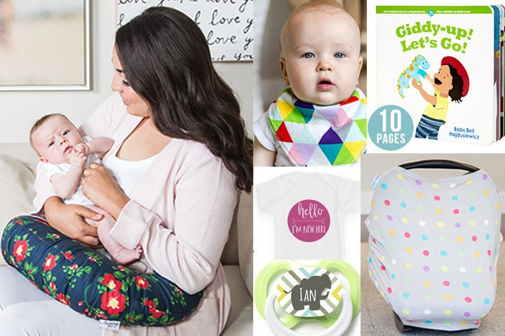 Free Baby Stuff for New Moms: $1000+ in Diapers, Formula, Clothing, Pacifiers & More