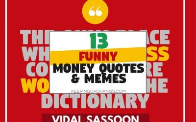 13 Funny Money Quotes to TICKLE YOUR FANCY