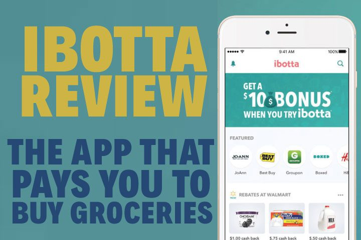 ibotta review - the app that pays you to buy groceries