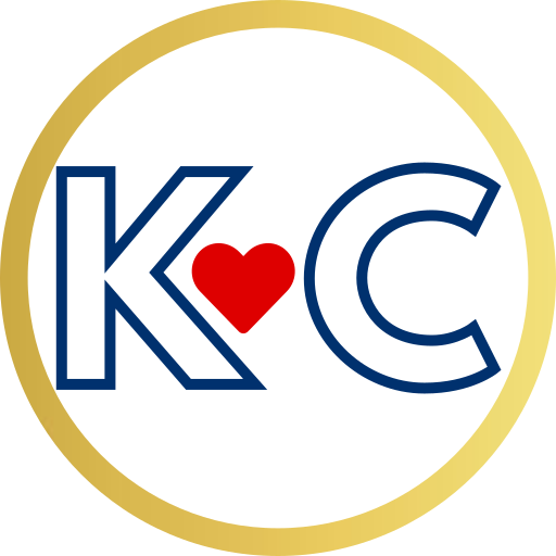 logo for keeping up with the changs.