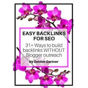 easy backlinks for seo ebook
