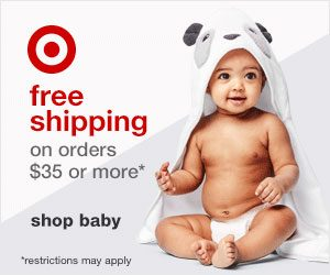 target baby registry - free welcome bag and discounts