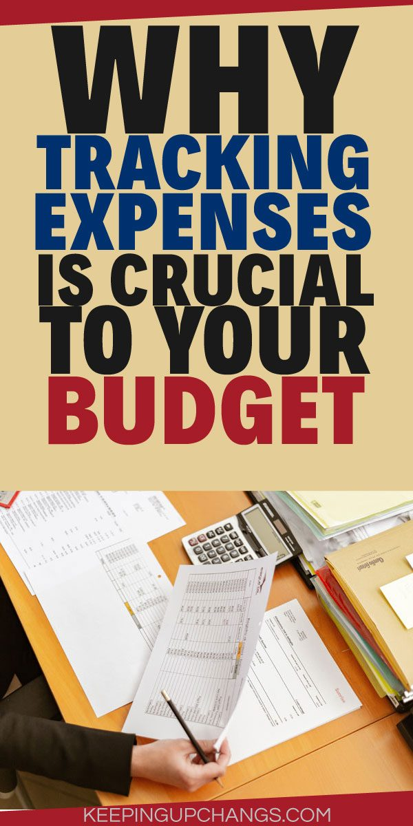 why tracking expenses is crucial to your budget